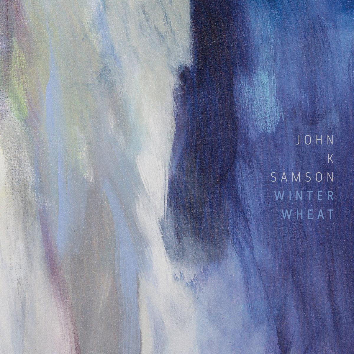 john k samson winter wheat cover art