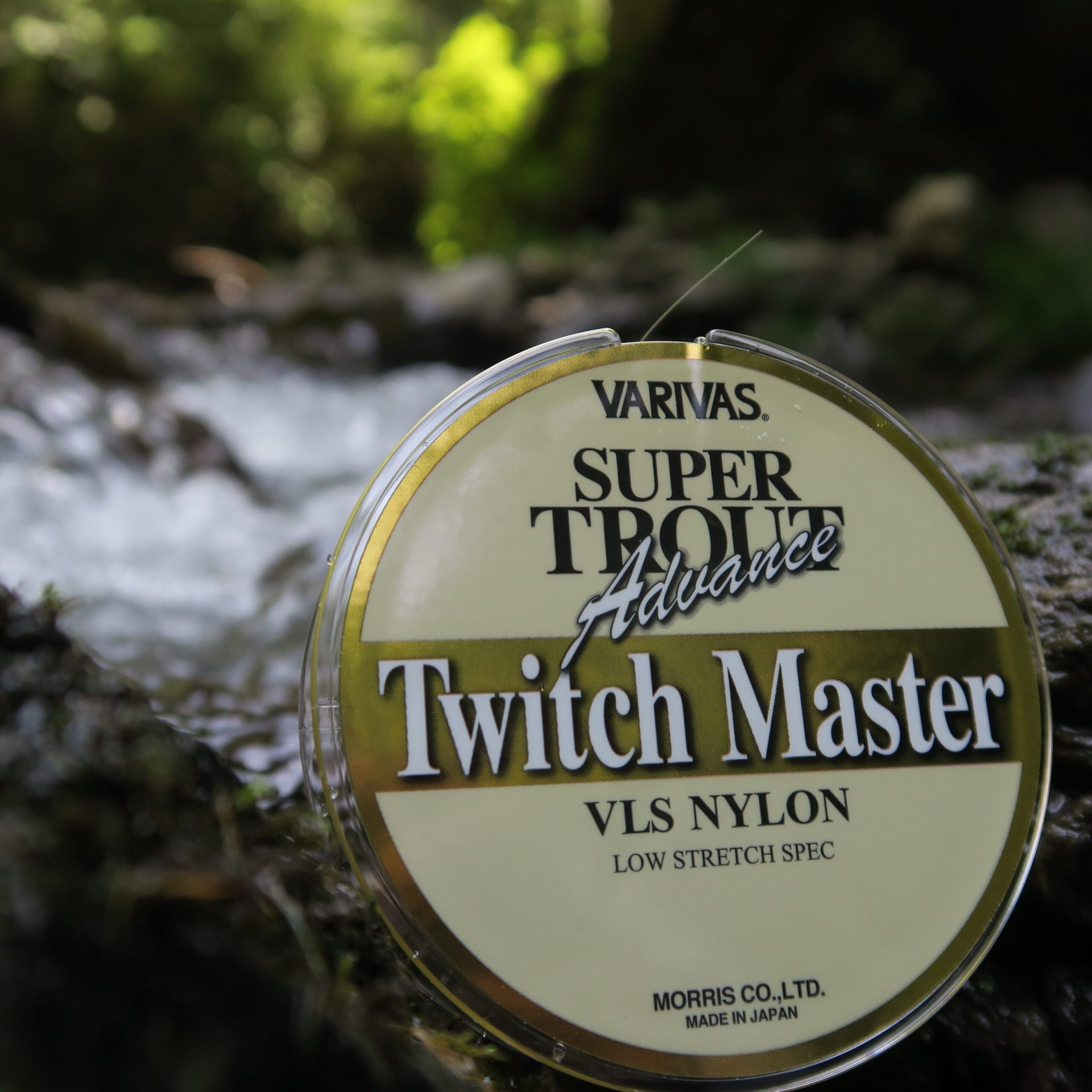 Super Trout Advance Twitch Master VLS Nylon