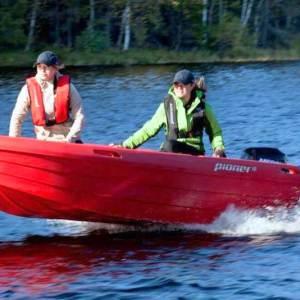 Βάρκα πολυαιθυλενίου Pioner 10 classic