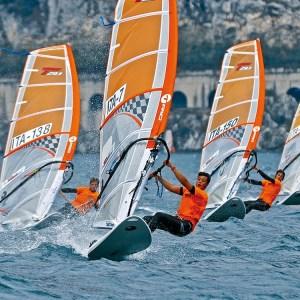 BiC windsurf techno 293 one design