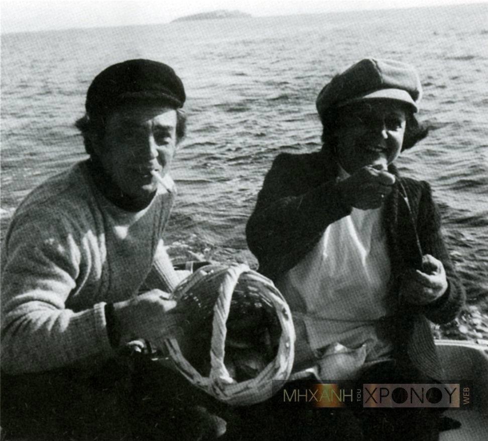 ψάρεμα Ρένα  Βλαχοπούλου