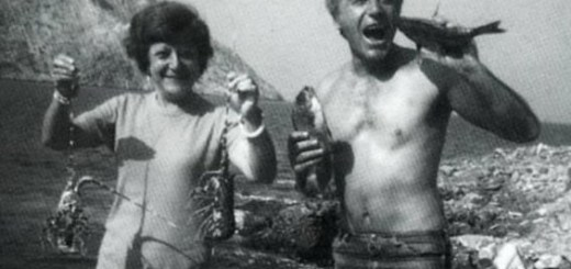 Ρενα Βλαχοπούλου ψαρεμα