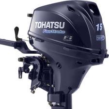 Tohatsu 15 HP efi εξωλέμβια μηχανή