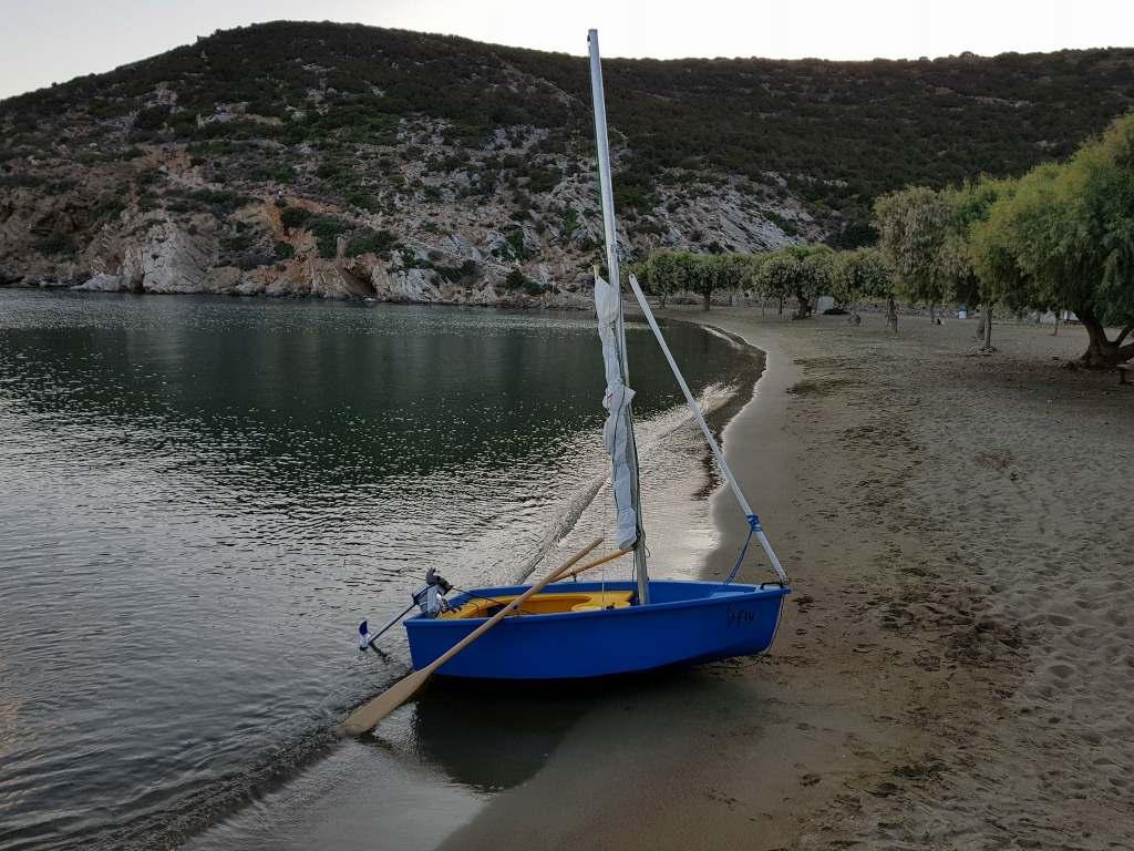Marin 260 sail βαρκάκι ιστιοπλοϊκό