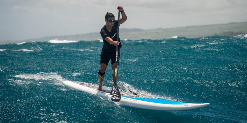 Σανίδα stand up paddleboard SUP SiC Maui Bullet 14' V2