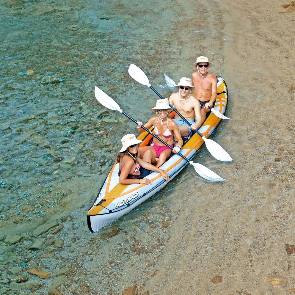 BiC kayak κανό καγιάκ