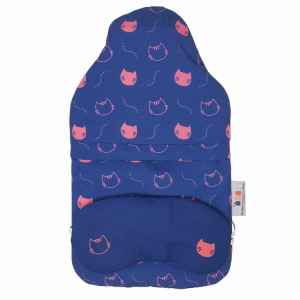 THWBS Rest & Relax Snuggle Cat Navy set