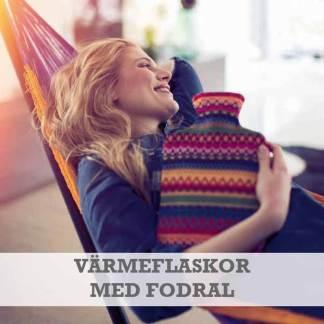 VÄRMEFLASKA MED FODRAL