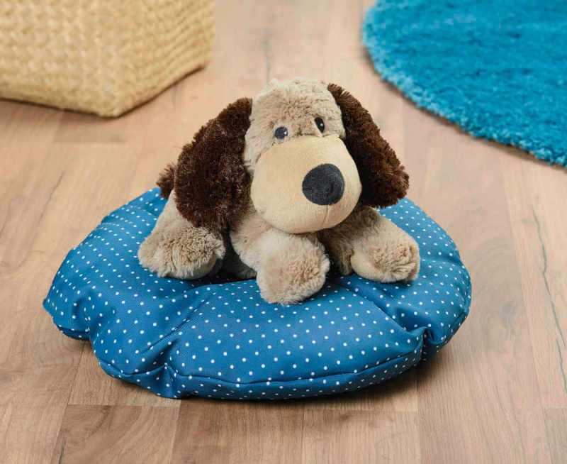 Warmies hund Gary värmedjur