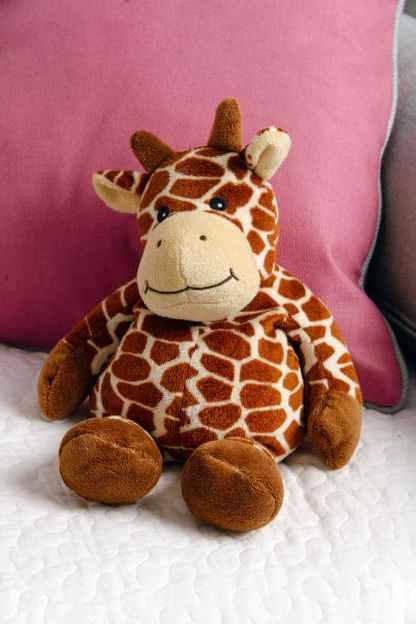 Warmies giraff värmedjur