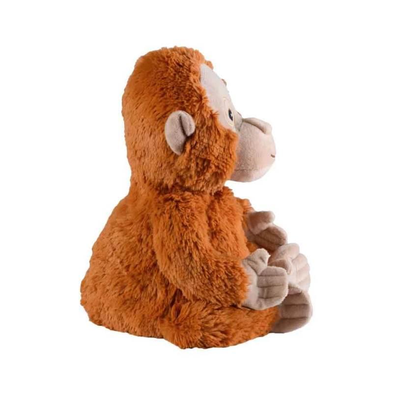 Warmies orangutang värmedjur - sida