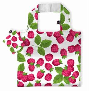 ANYBAGS shoppingkasse Raspberry