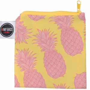 ANYBAGS shoppingkasse Pineapple - förvaringspåse