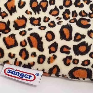 Sänger värmeflaska Jaguar - detalj
