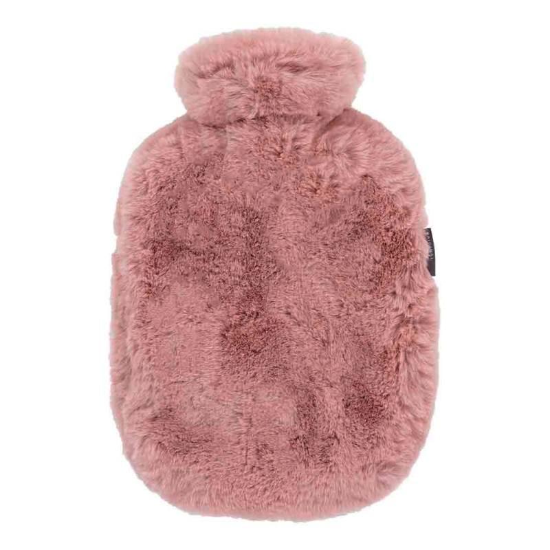 Fashy värmeflaska Cuddly - 2 l med konstpälsfodral
