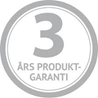 3 års produktgaranti