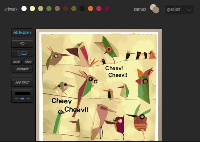 Cheev Cheev - Customised
