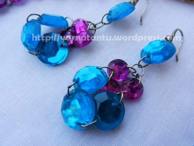 Kundan Costume Jewellery - Ear Hangings