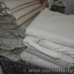 Kora (unbleached) Material at Khadi Utsav