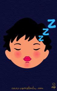 Skin Routine - Sleep Well