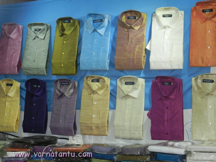 Khadi shirts for men