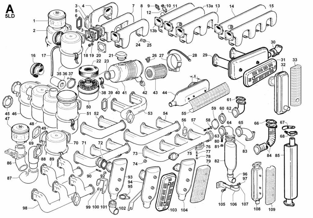 Lombardini 5ld 675-2 spare parts, lombardini 5ld 675-2