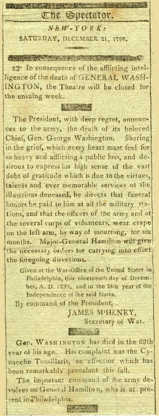 George Washington And Essays