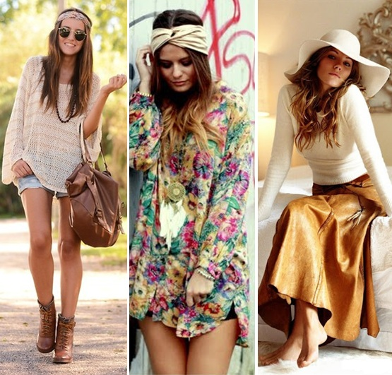 Chic Boho, Chic, Grunge, Nautical... Its all in Fashion