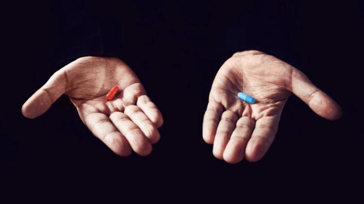 Blue Pill, Red Pill - Make a Choice