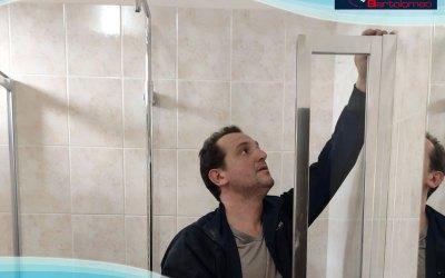 Vasca in doccia in 8 ore – Parte 2