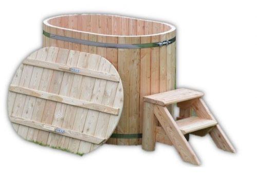 Ofuro hot tub in Legno per 2 persone