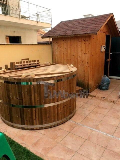 Hot Tub In Termolegno Basic SPA, Riccardo, San Gennaro Vesuviano, Italia (2)