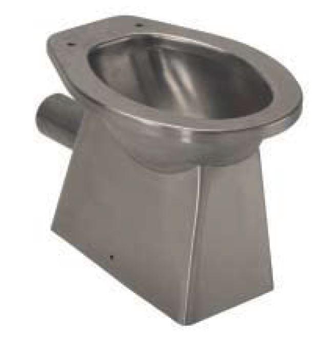lx3000 stainless steel toilet fairing floor drain 520x365x375 mm satin
