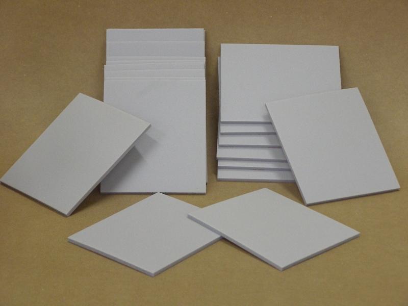 Esponjas abrasivas extraplanas