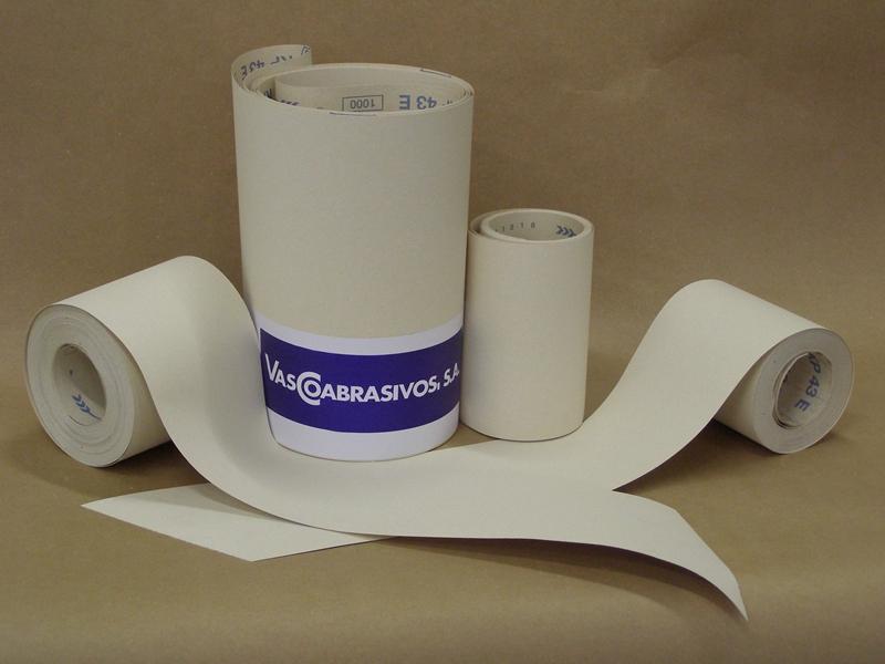 PEA(ST)-Papel oxido de aluminio+capa antiembozante