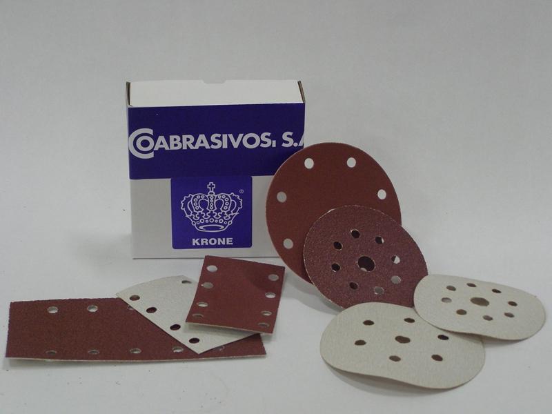 Velcro – Abrasivo con soporte velcro