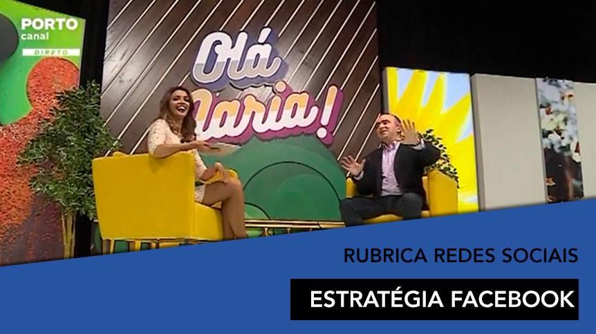 estrategia facebook porto canal vasco marques