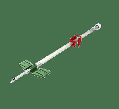 Dialysis fistula needle