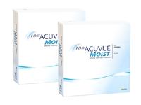Johnson & Johnson 1-DAY Acuvue Moist (180 φακοί) Ημερήσιοι Μυωπίας Υπερμετρωπίας