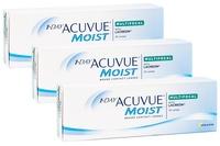 Johnson & Johnson 1-DAY Acuvue Moist Multifocal (90 φακοί) Ημερήσιοι Μυωπίας Υπερμετρωπίας Πολυεστιακοί