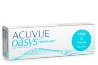 Johnson & Johnson Acuvue Oasys 1-Day with HydraLuxe (30 φακοί) Ημερήσιοι Μυωπίας Υπερμετρωπίας