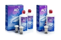 Alcon AOSEPT PLUS 3 x 360 ml με θήκες