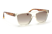 Hawkers Hawkers Crystal Champagne Brown Gradient One LS Flat Top