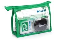 Alcon OPTI-FREE Puremoist 90 ml με θήκη, τσαντάκι και καθρέφτη