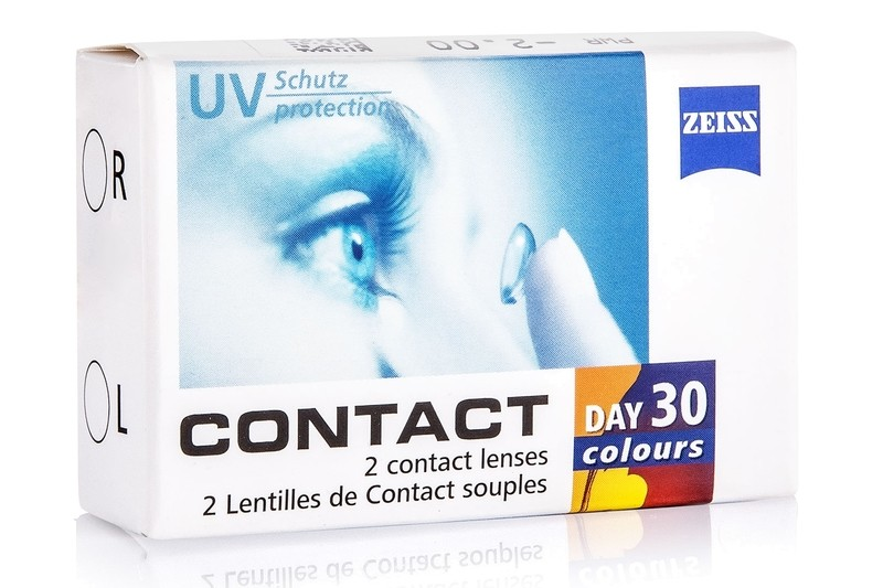 Zeiss Contact Day 30 colours (2 lentile)