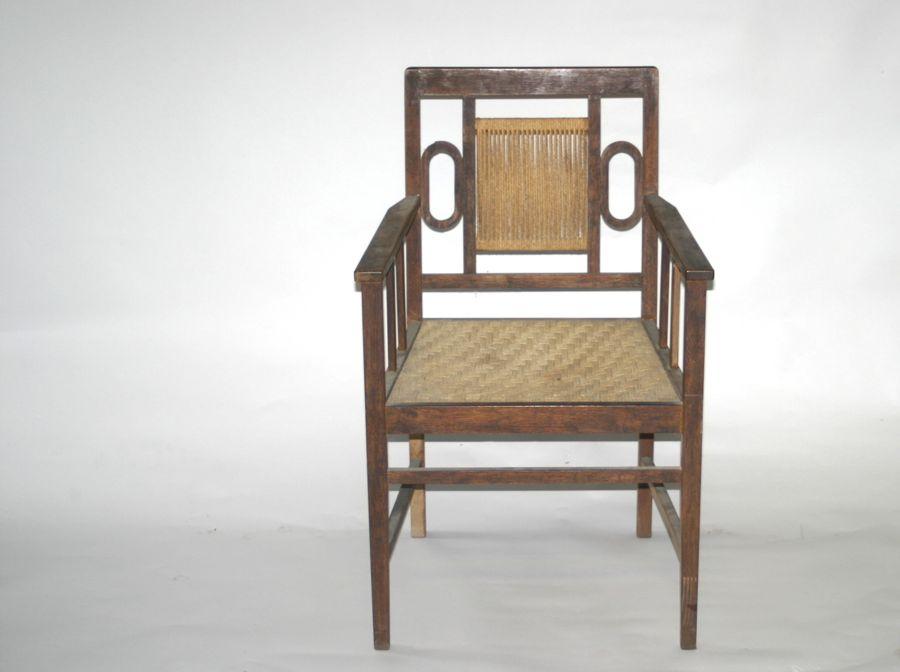 Alter Worpsweder Stuhl Lehnstuhl zum restaurieren | eBay