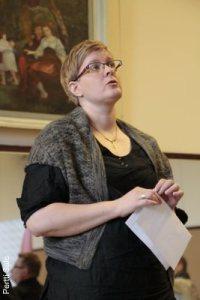 Tiina Heinonen (kuva: Pertti Salo)