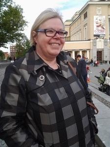 Kirsi Karila (Kuva: Sinikka Torkkola)