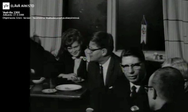 Vaali-ilta_1966