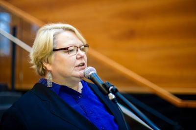 Sinikka Torkkolan mukaan yliopisto on yhteisö, ei yritys.